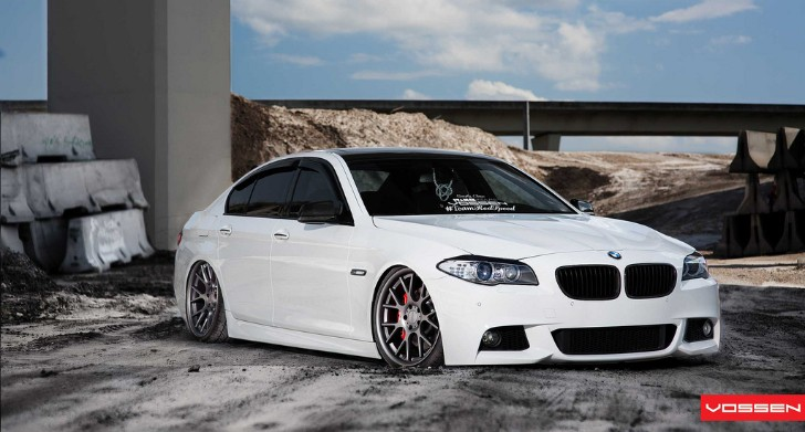 Slammed BMW 5 Series Is Not for Everyone [Photo Gallery]
