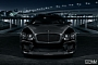 Slek Bentley Continental GT [Photo Gallery]
