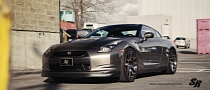 Slightly Tuned Nissan GT-R from SR Auto Group