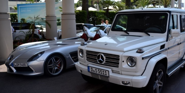 SLR Mclaren and Stirling Moss Edition Come With G-Class Sidekicks [Photo Gallery]
