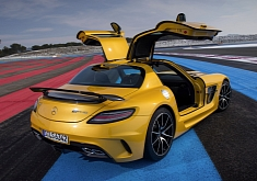 SLS AMG Black Series is Sports Car of The Year 2013 [Photo Gallery]