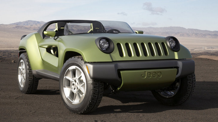 Small Jeep to be Built by Fiat in Italy, Compass and Patriot Replacement in the US