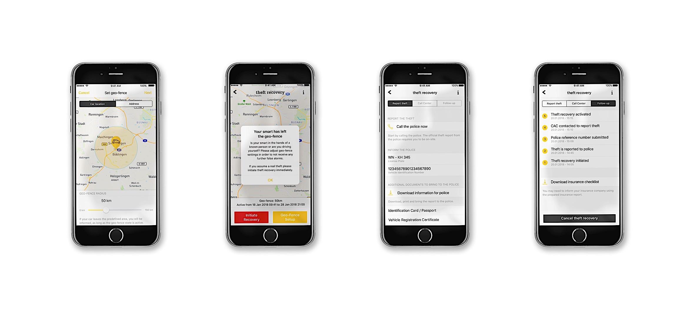 Stolen Car App >> Smart App To Help Owners Recover Stolen Cars Autoevolution
