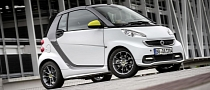 Smart ForTwo BoConcept Edition Goes on Sale [Photo Gallery]