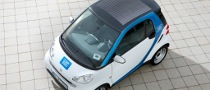 smart fortwo car2go edition Launched