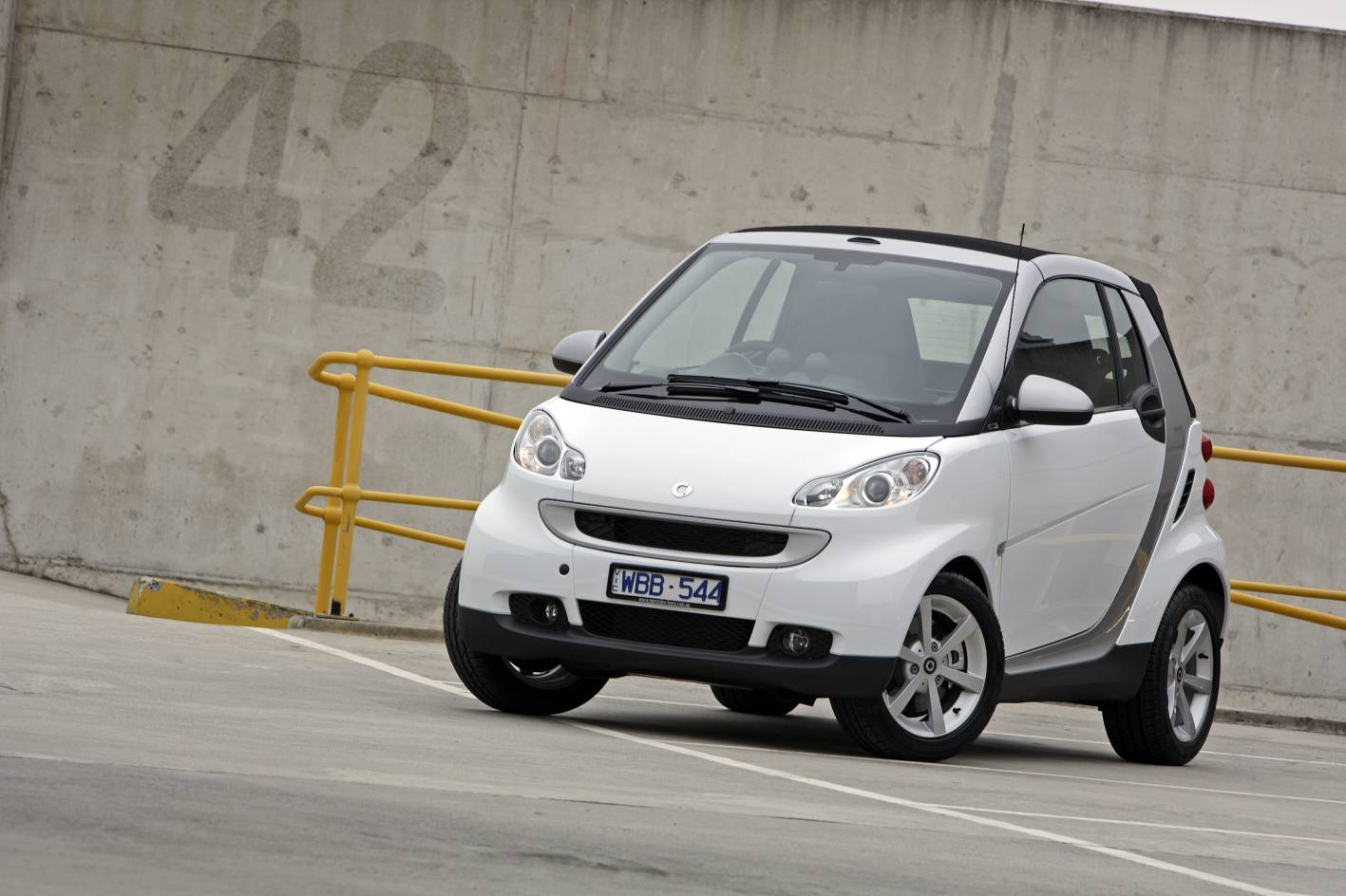 Aussie Smart Fortwo Gets Au 4 500 Extra Features For Free