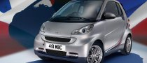 UPDATE: smart fortwo gb-10 Edition Launched [Video]
