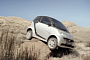 smart fortwo Hilarious Off-Road Ad Arrives in the US [Video]