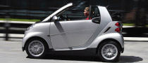 smart fortwo, MINI, Yaris – MY 2009 Fuel Economy Leaders