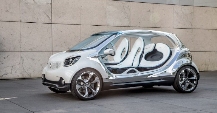 smart fourjoy Concept is Officially Revealed [Photo Gallery]