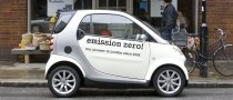 smart Gets £2.5m for Electric Car Trial