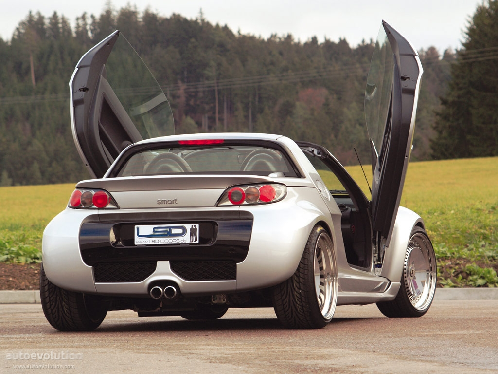 smart lambo roadster autoevolution. Black Bedroom Furniture Sets. Home Design Ideas