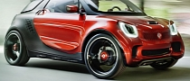 smart Reveals forstars Concept to Preview Next fortwo [Photo Gallery]