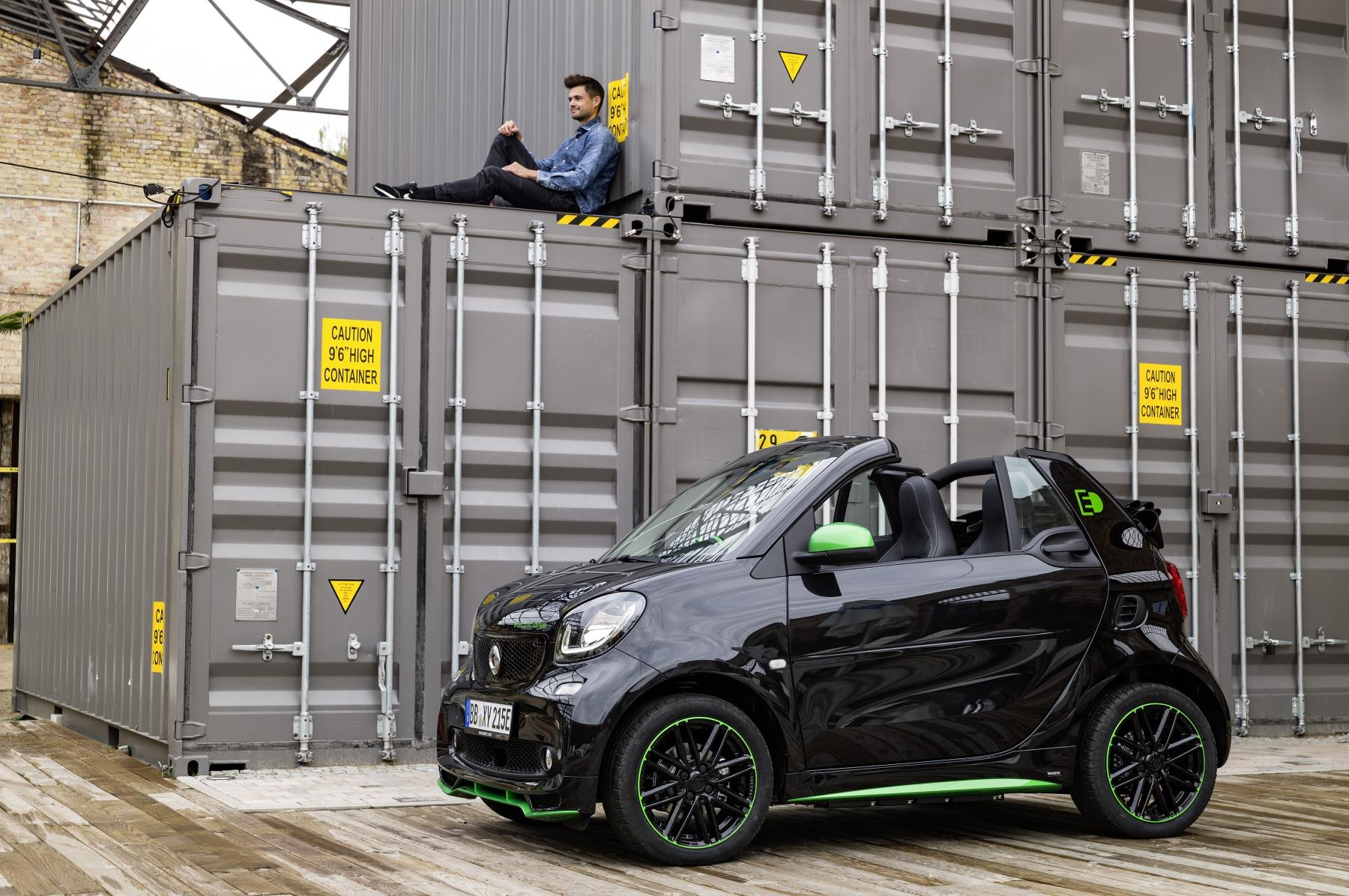 Smart Will Go Pure Electric In The U S And Canada Autoevolution