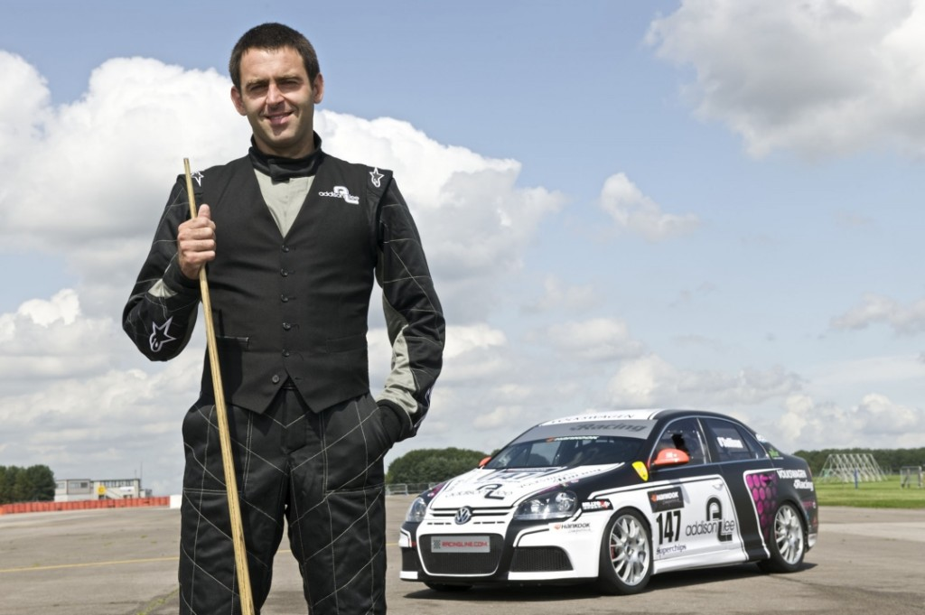 Ronnie O 39 Sullivan To Make Motorsport Debut Autoevolution
