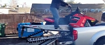 Snowmobile Load Win [Video]