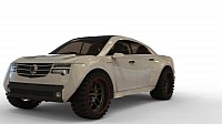 SUV Concept by Sunil Konjaril
