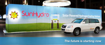 Solar-Powered Hydrogen Fueling Station Inaugurated in Connecticut