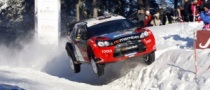 Solberg Explains Suspended Driving License in Rally Sweden