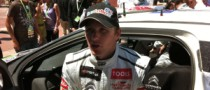 Solberg Not Giving Up on 2011 WRC Title
