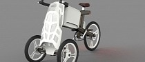 Solectrike Is a Trike Concept Able to Become the Next Solar Powered Mobility EV