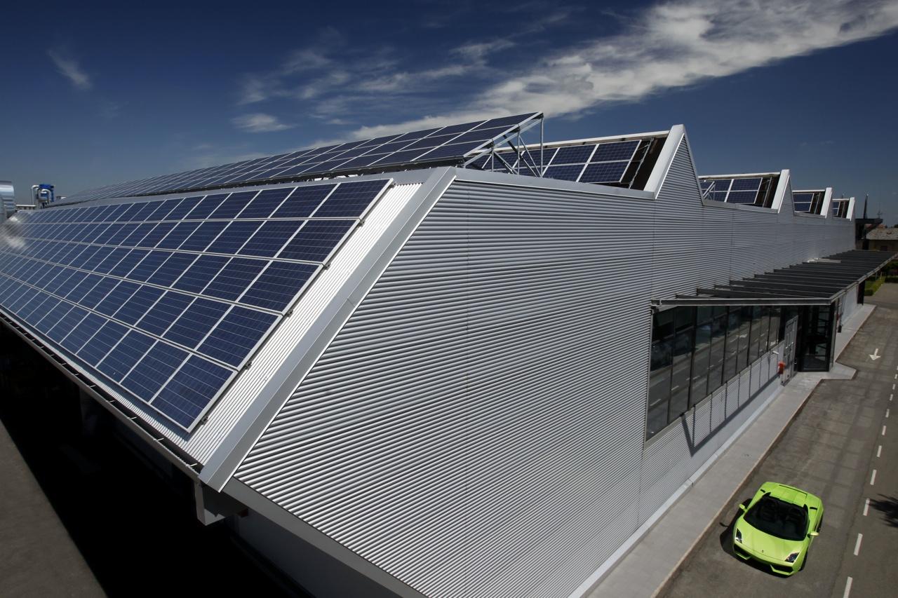 Solar Porsches Ferraris And Lamborghinis Autoevolution