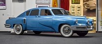 Someone Paid $100,000 for a Tucker Model 48 Non-Functional Prop