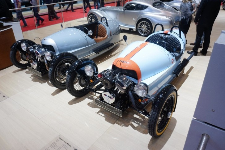 What You Might Have Missed in Geneva: Morgan [Live Photos]