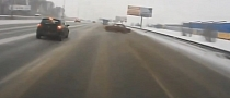 Soothing Ballet On Russian Highway [Video]