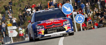 Sordo Takes Rally Spain Lead after SS1