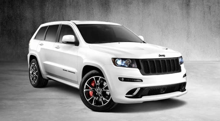 South Africa Gets Jeep Grand Cherokee SRT8 Alpine Edition