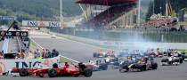 Spa-Francorchamps Posts 5M Euros Loss for F1 Race
