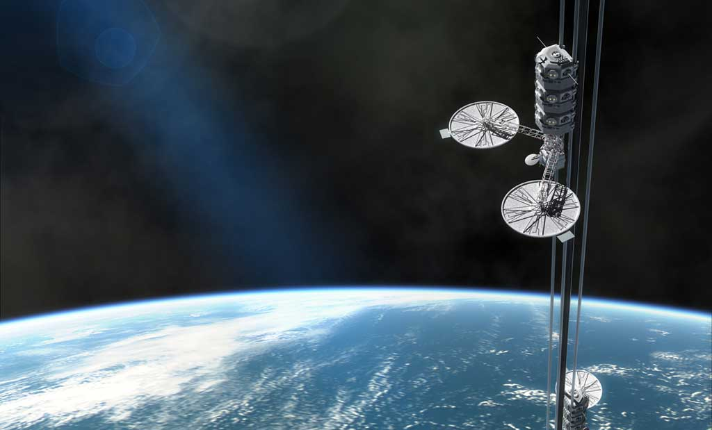 A space elevator? Japan looks to conduct its first test this month
