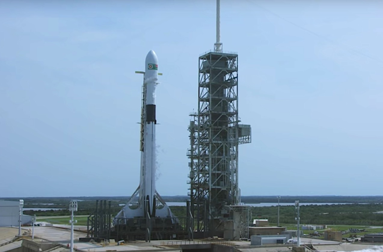 SpaceX Falcon 9 Block 5 Aces First Mission