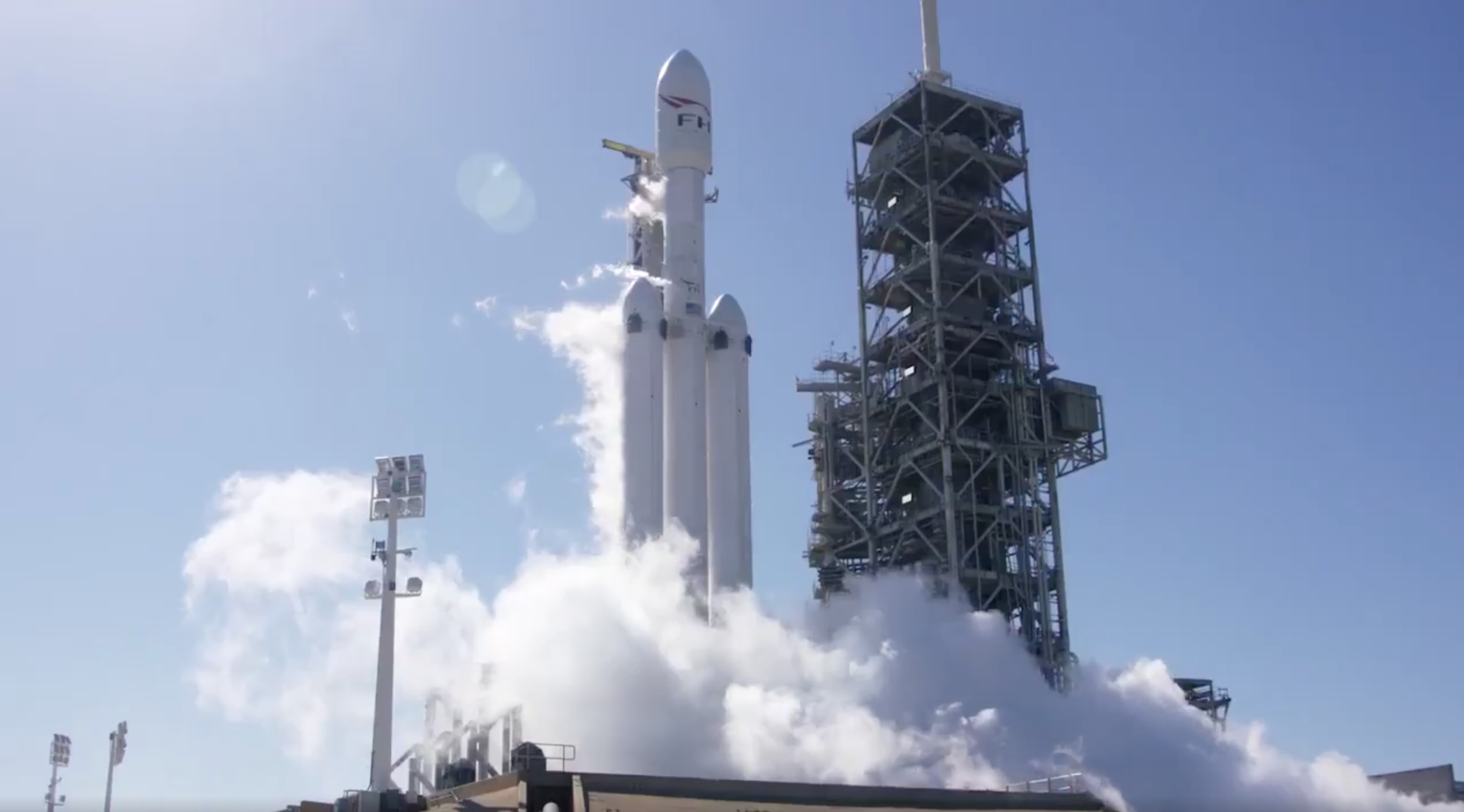 SpaceX readies first