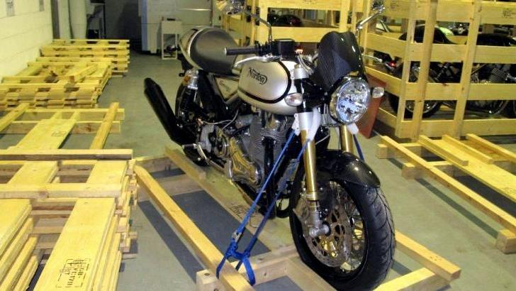 Spain, US and Canada Soon to Receive Their First Norton Bikes
