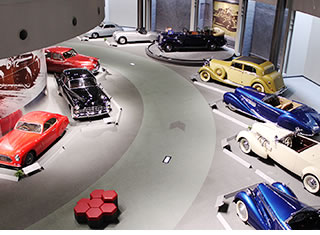 Special Car Exhibition For Toyota Museum Th Anniversary - Exhibition car
