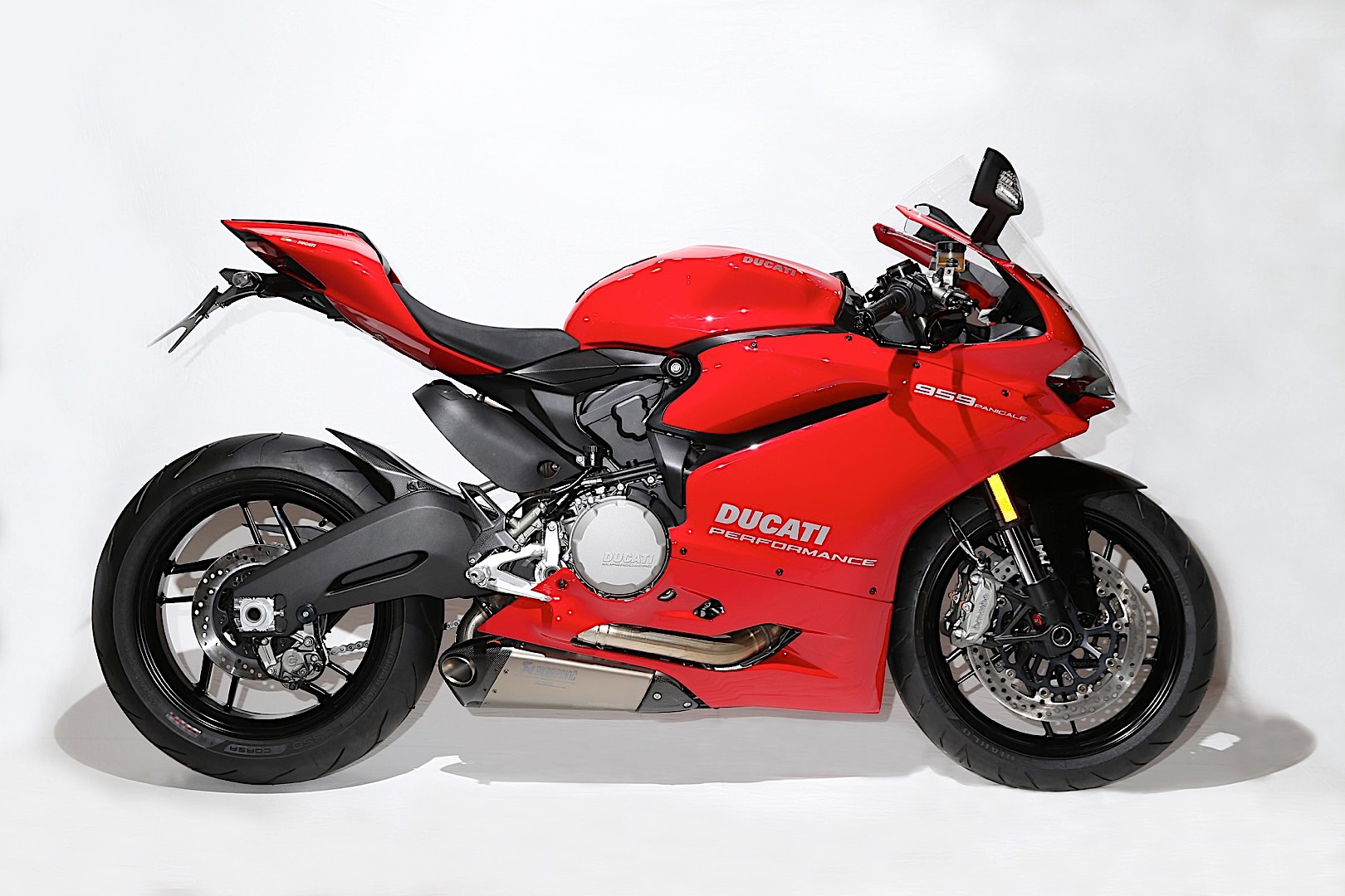 Ducati launches 848 nicky hayden special edition at u. S. Grand.
