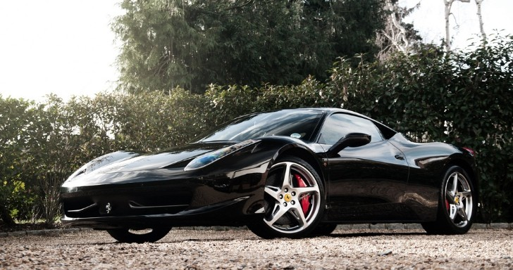 Special Edition Ferrari 458 Italia Gets Stolen from UK Showroom
