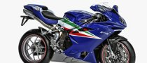 Special Edition MV Agusta F4 Honors Italian Aerobatic Team