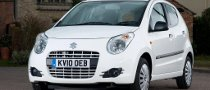 Special Edition Suzuki Alto SZ-L Available in the UK