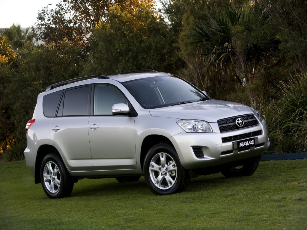 Special Edition Toyota Rav4 Edge Released In Australia
