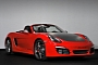Special Porsche Boxster S Red 7 for Netherlands [Photo Gallery]