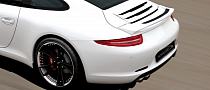 speedART Previews SP91-R Kit for 2012 Porsche 911