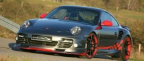 speedART Refines the Porsche 911 Turbo