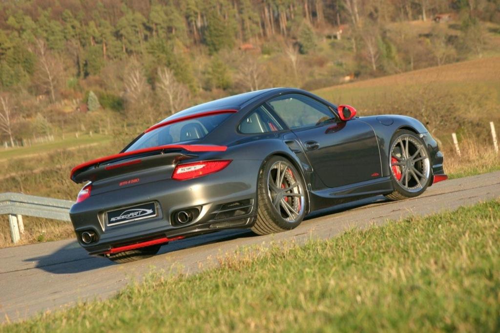 Speedart Refines The Porsche 911 Turbo Autoevolution