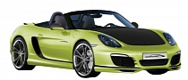 speedART SP81-R Porsche Boxster Fully Detailed [Photo Gallery]
