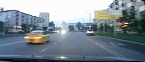 Speeding Porsche 911 Crashes in Russia [Video]