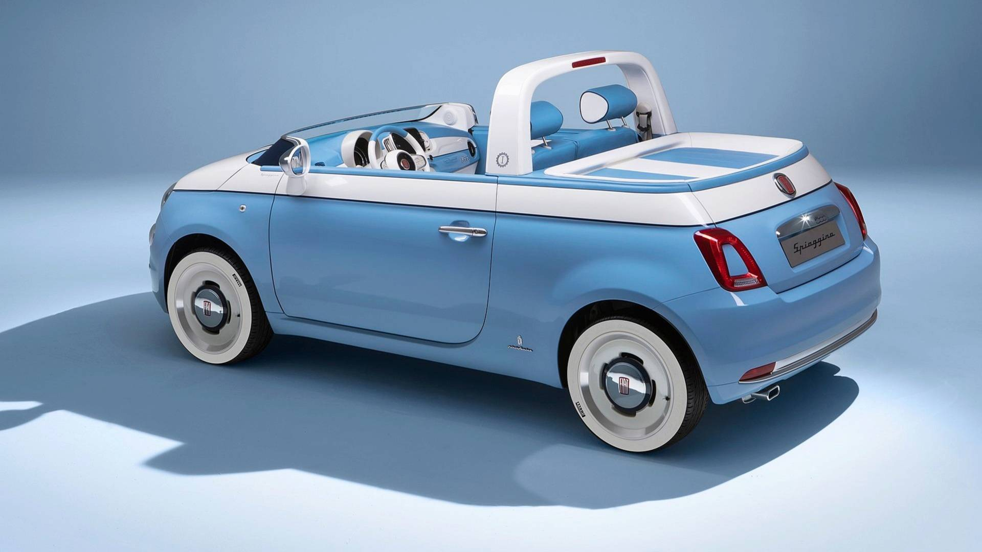Fiat 500 Spiaggina Concept Celebrates The Original Jolly Cinquecento