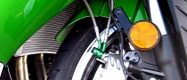 Spiegler Shows Custom 2013 Kawasaki ZX-14R Brake Lines